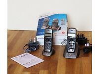 Binatone Fusion 2200 digital cordless telephone set