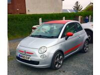 FIAT POP 500 2010 LOW MILEAGE £3200 only!!!!!