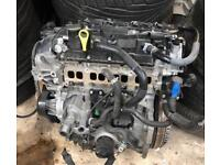 Mk7.5 Ford Fiesta st 2.0 turbo engine with 9000miles, gearbox and turbo