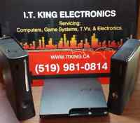 I.T. King PS3 Repair & downgrade Services