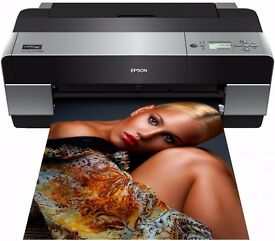 EPSON StylusPro 3880 High quality A2+ professional photo printer - LIGHTLY USED excellent condition