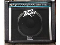 Two American made Peavey special 112 Amps