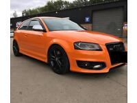 Audi S3 2010 stage 2+ 361bhp had thousands spent on it!