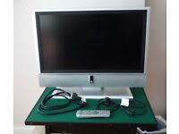 "View Sonic 30"" Monitor/TV for sale"