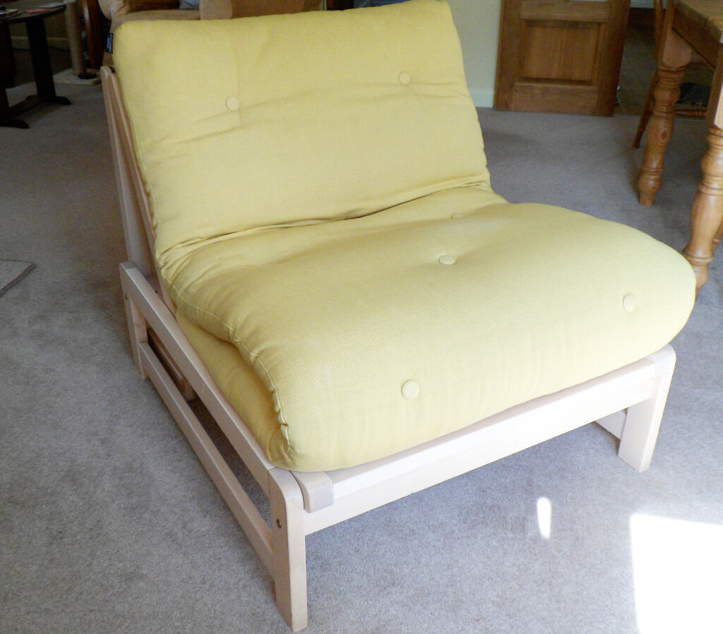 Futon Company Single Sofa Bed Excellent Condition