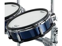 Roland V Drums PD-105X TOM / SNARE 10 inch Blue Dual Trigger Mesh Electronic pad 2 available