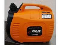 Kiam inverter generator