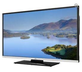 """JVC 40 """" SMART TV With built in dvd player LT-40C755"""