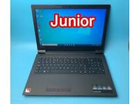 Lenovo VeryFast 8GB Ram 1TB Slimline HD Laptop, Win 10, Microsoft office Boxed LIKE NEW Condition