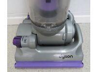 DYSON DC14 ANIMAL UPRIGHT VACUUM CLEANER PURPLE & GREY
