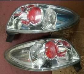 Peugeot 206 lexus lights