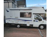 IMMACULATE 6 BERTH MOTORHOME