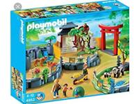 Playmobil Asian Zoo 4852