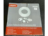 25 metre Television Extention Kit. BNIB