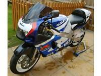 Suzuki gsxr srad 600