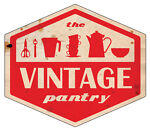 The Vintage Kitchen Pantry