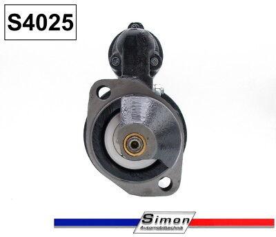 Anlasser für Bosch Fendt Lanz Farymann Lombardini MWM EJD 1,812R104 verstärkt