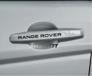 RANGE-ROVER-LAND-ROVER-Sport-Door-Handle-Vinyl-decal-sticker-emblem-logo-4-pcs