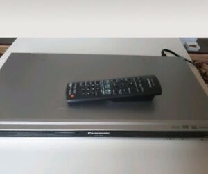 CD/DVD player with remote control