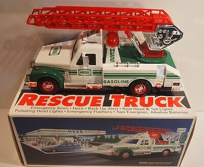 Hess 1994 Rescue Truck New In Box NIB