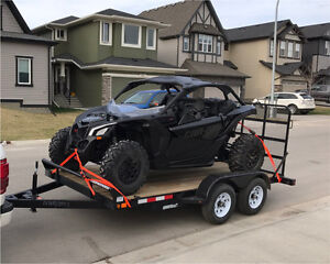 2017 CanAm X3 xds