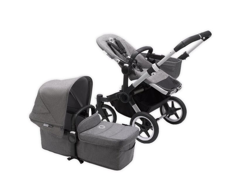 Bugaboo Donkey 3 Mono Complete Stroller, Expandable Stroller - NEW/Damaged Box