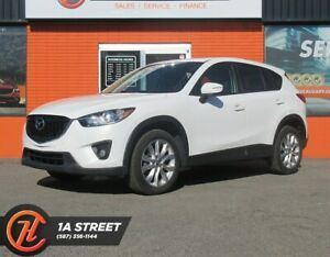 2015 Mazda CX-5 GT/HEATED SEATS/BACKUP CAM/SUNROOF/MORE