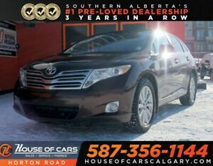 2012 Toyota Venza AWD (A6)/BACK CAM/HEATED SEATS