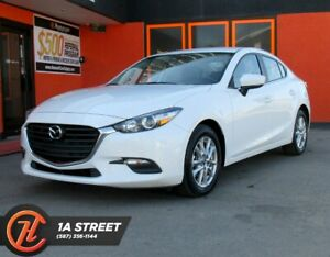 2018 Mazda Mazda3 GS/HEATED SEATS AND STEERING/BACKUP CAM/MORE
