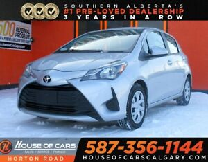 2018 Toyota Yaris LE/BACKUP CAM/USB/BLUETOOTH