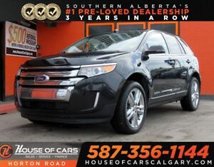 Ford Edge Limited Back Camera Seat Presets