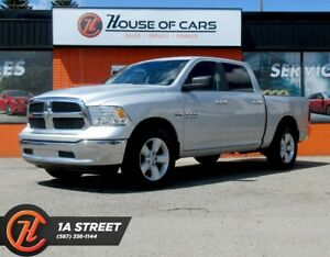 2016 Ram 1500 SLT/4WD/BLUETOOTH/COMPASS/MORE