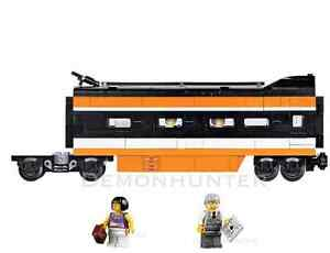 Lego-Horizon-Express-10233-Passenger-Carriage-with-Bogey-Brand-NEW-Sealed
