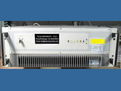 250w UHF TV Television broadcast power amplifier Analog or digital  transmission