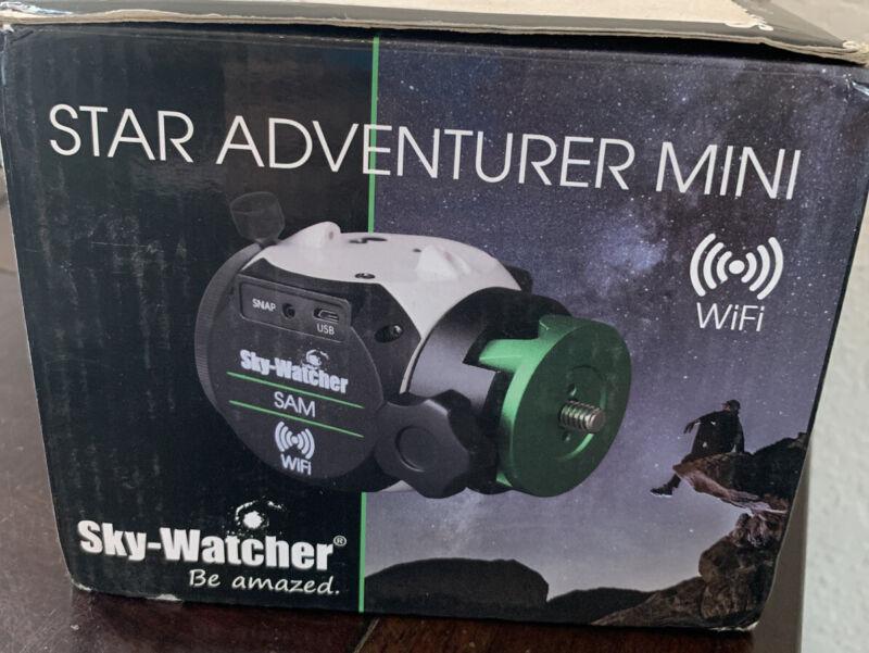 Sky Watcher Star Adventurer Mini (SAM) 20580 with WIFI