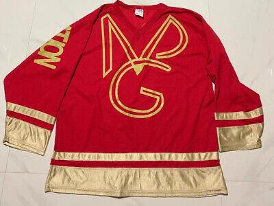 Prince NPG New Power Generation Hockey Jersey Size XL RARE