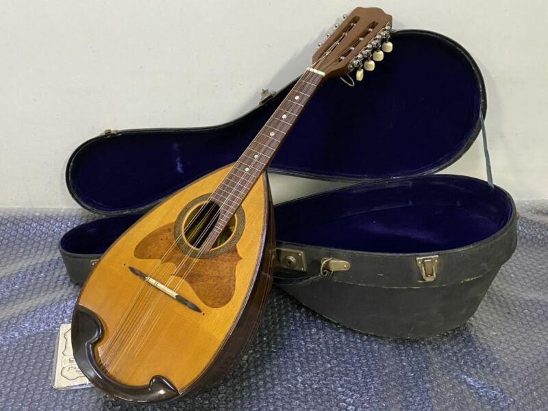SUZUKI VIOLIN 1968 Vintage Mandolin with case