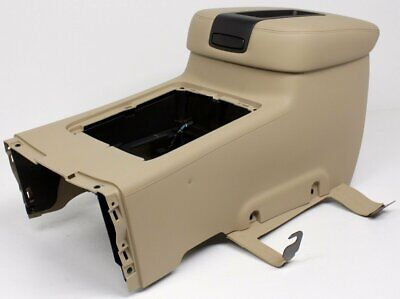 OEM Chevrolet Silverado, Sierra Console Front 20779677