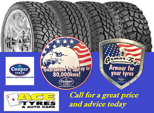 Cooper tyres Brisbane Tingalpa Brisbane South East Preview
