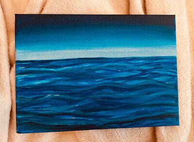 Acrylic Painting 'SERENE SEA'
