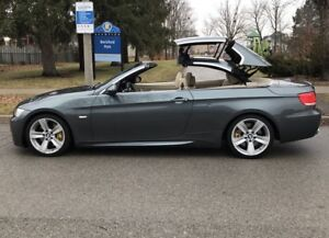 2009 BMW 335i Convertible with Navigation