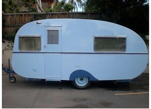 Vintage 1956 'Don' Caravan Rye Mornington Peninsula Preview