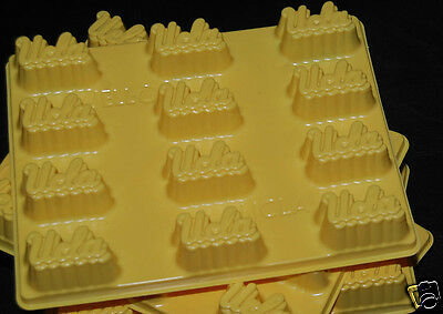 Jello Shots UCLA branded Lot of 10 Trays FRAT Party GRAD FUN Favors Lil Sis NEW
