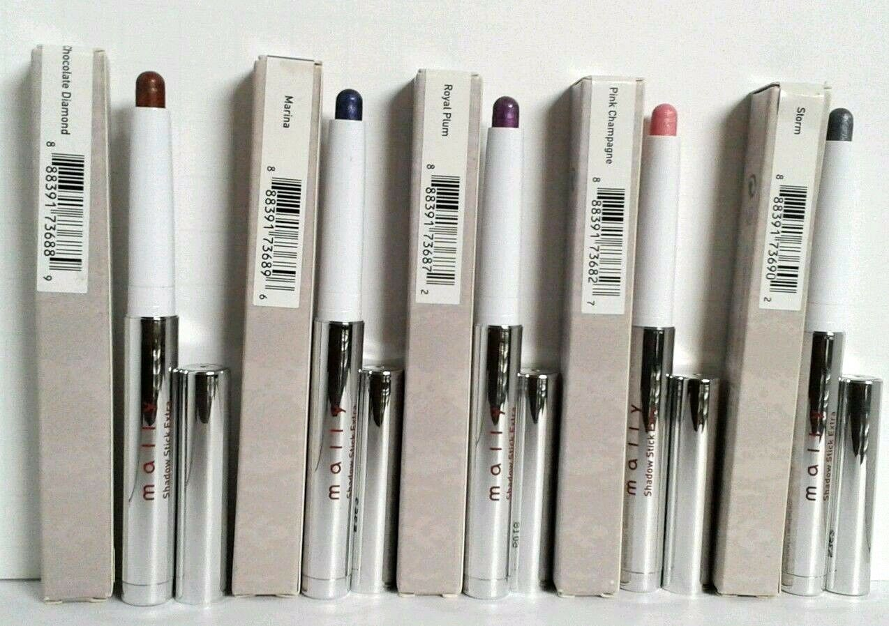 Mally Beauty Evercolor Eye Shadow Stick Extra 0.06 oz unbox CHOOSE YOUR SHADE