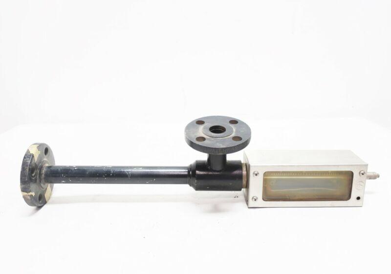 Ametek M75 51081 M B 0-3gpm Variable Area Flow Meter