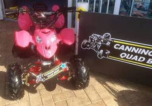 10% OFF SUPER SATURDAY ALL QUADS!! READY FOR CHRISTMAS!!!!!!! Canning Vale Canning Area Preview