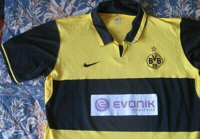 Dortmund Ek Eon Camiseta Futbol Borussia Nike FuT1JcKl3