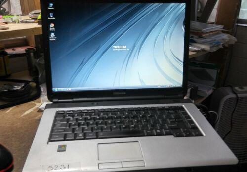 Toshiba Satellite laptop PC Works Great !!