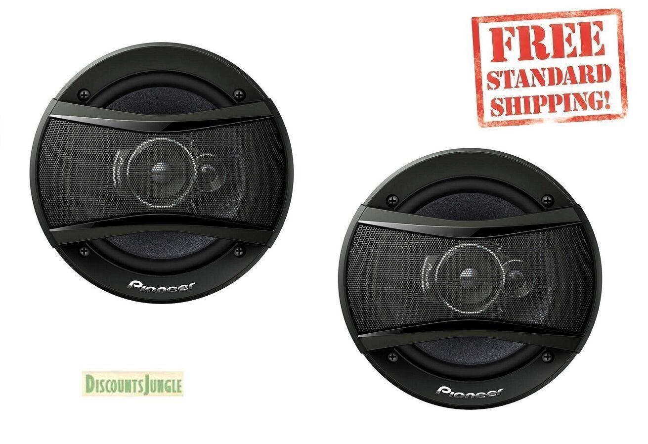 """Pioneer TS-676M 6.5"""" 3-Way Full Range Car Speaker"""