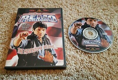 Remo Williams: The Adventure Begins... (DVD) Fred Ward Joel Grey Wilford Brimley